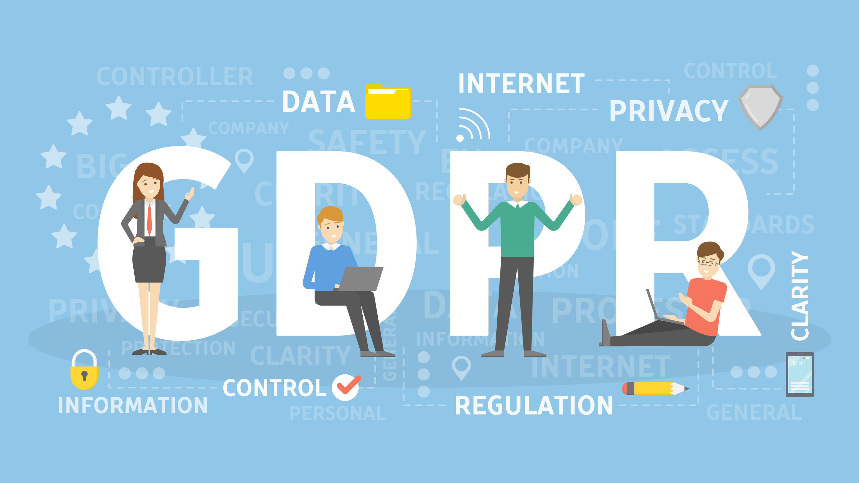 Business data experts reach out to local businesses struggling to stay GDPR compliant